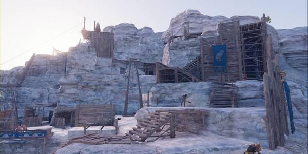 El hundimiento en Assassin's Creed Odyssey - Misión principal