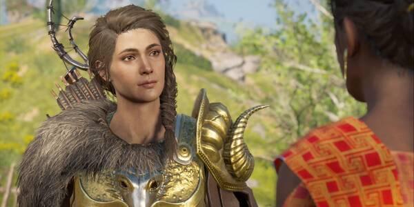 Una plaga impía en Assassin's Creed Odyssey - Misión secundaria