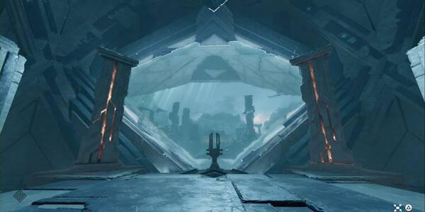 Las puertas de la Atlántida en Assassin's Creed Odyssey - Misión secundaria