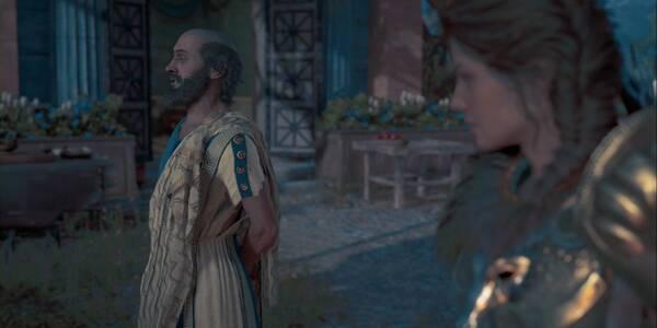 Deja en paz a mis pacientes en Assassin's Creed Odyssey - Misión secundaria