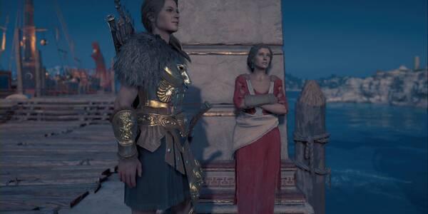 Hogar, dulce hogar en Assassin's Creed Odyssey - Misión principal