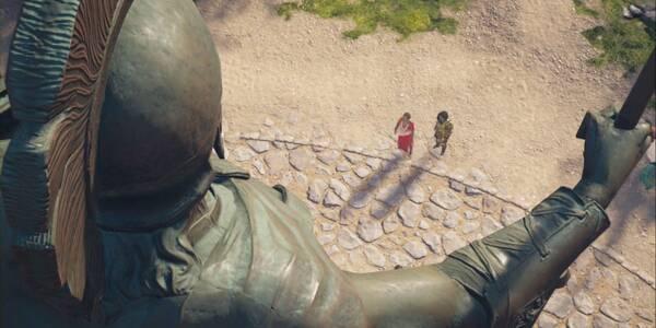 Reyes de Esparta en Assassin's Creed Odyssey - Misión principal
