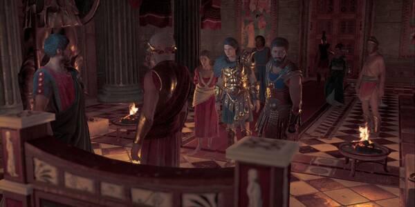 La conquista en Assassin's Creed Odyssey - Misión principal