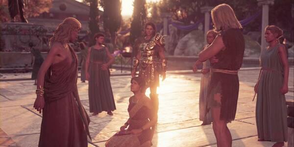 Calipatira en Assassin's Creed Odyssey - Misión secundaria