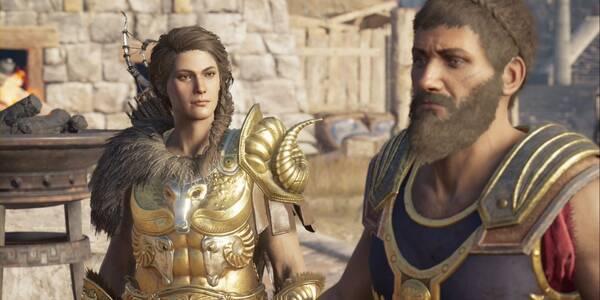 Nos alzaremos en Assassin's Creed Odyssey - Misión principal