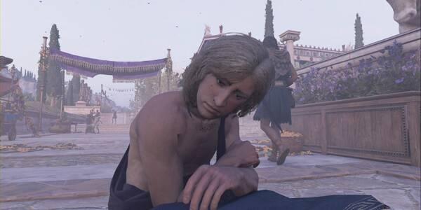 Juegos envenenados en Assassin's Creed Odyssey - Misión principal