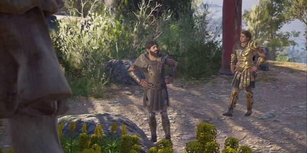Matar o no matar en Assassin's Creed Odyssey - Misión principal