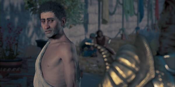 Hora de competir en Assassin's Creed Odyssey - Misión principal