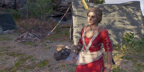 Juez, jurado y verdugo en Assassin's Creed Odyssey - Misión principal