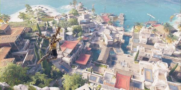 Problemas en el paraíso en Assasin's Creed Odyssey - Misión secundaria