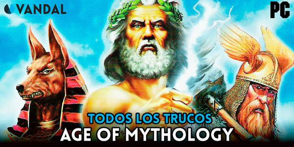 Trucos de Age of Mythology para PC