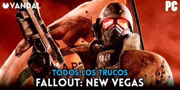 Trucos de Fallout: New Vegas para PC