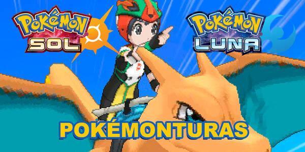 Pokémonturas de Pokémon Sol y Luna, cómo conseguirlas y aprovecharlas