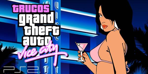 Trucos de Grand Theft Auto: Vice City para PS2