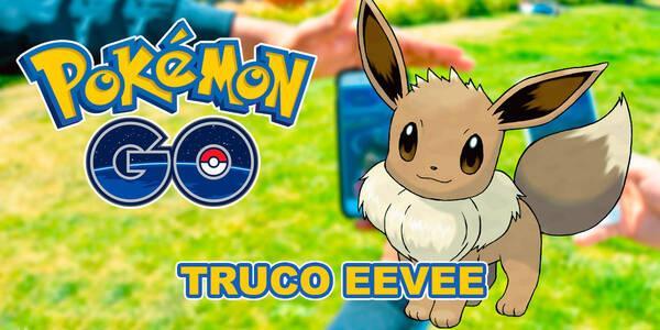 Truco Eevee de Pokémon Go (actualizado Espeon y Umbreon)