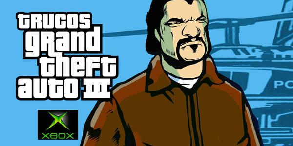 Trucos de Grand Theft Auto 3 para Xbox
