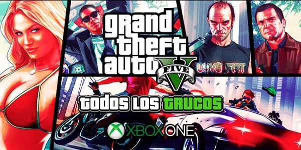 Trucos de Grand Theft Auto V para Xbox One
