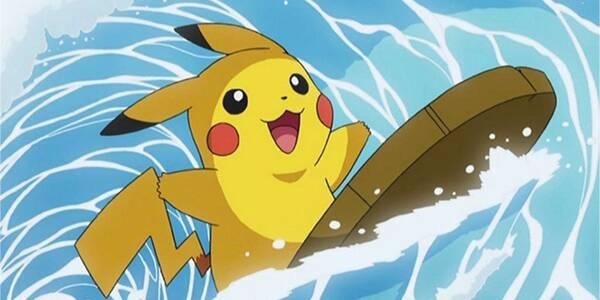 Conseguir Pikachu con movimiento Surf en Pokémon Ultrasol / Ultraluna