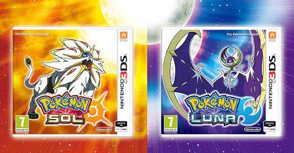 Retrocompabilidad con Sol y Luna en Pokémon Ultrasol y Ultraluna