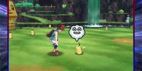 Todo sobre el Valle de los Pikachu en Pokémon Ultrasol y Ultraluna