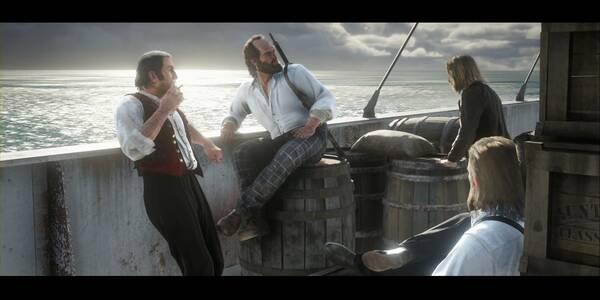 Bienvenidos al nuevo mundo en Red Dead Redemption 2 - Misión principal
