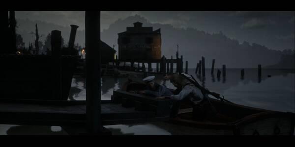 Querido tío Tacitus en Red Dead Redemption 2 - Misión principal