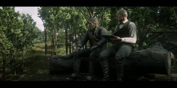 Prestar dinero y otros pecados - Partes VI y VII en Red Dead Redemption 2 - Misión principal