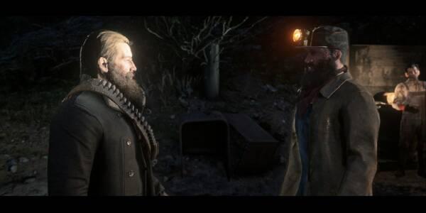 No busques redención - Parte Ien Red Dead Redemption 2 - Misión principal