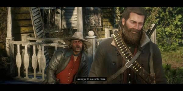 Las delicias de Van Horn en Red Dead Redemption 2 - Misión principal