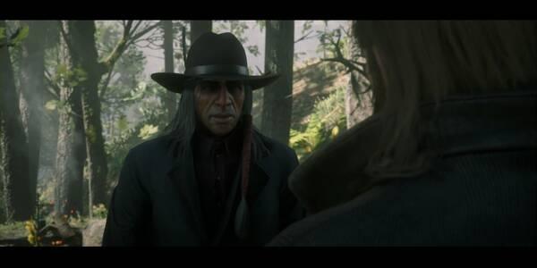 El bello arte de la conversación en Red Dead Redemption 2 - Misión principal
