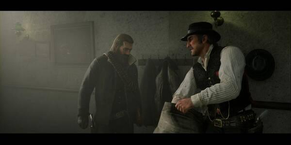 Adiós, querido amigo en Red Dead Redemption 2 - Misión principal