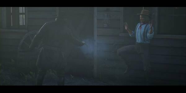 Viejos hábitos en Red Dead Redemption 2 - Misión principal