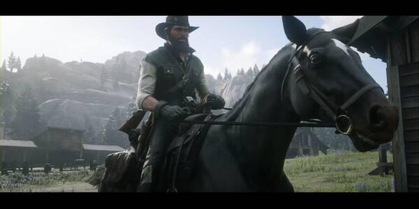 Las clases terratenientes / ¿El hogar de la burguesía? en Red Dead Redemption 2 - Misión principal