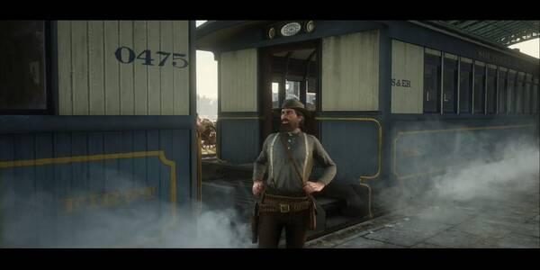 Amigos a puñetazos en Red Dead Redemption 2 - Misión principal
