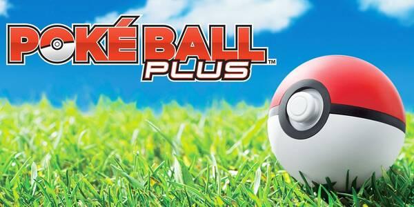 Poké Ball Plus en Pokémon Let's Go - Qué es, ventajas y cómo funciona