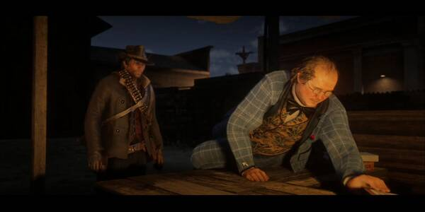 La caja de herramientas en Red Dead Redemption 2 - Misión principal