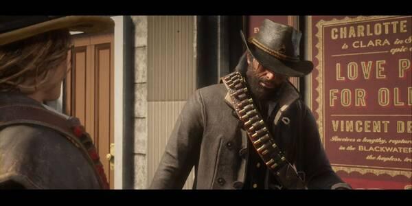 Un favorcito para un viejo amigo en Red Dead Redemption 2 - Misión principal