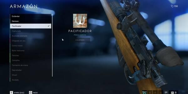 Todo sobre la personalización y las loot boxes Battlefield 5