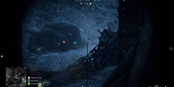 Controles de Battlefield 5