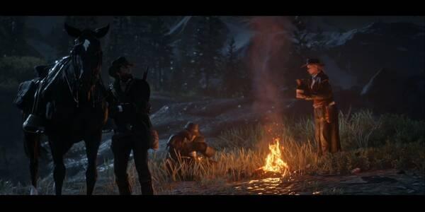 Veneno americano en Red Dead Redemption 2 - Misión principal