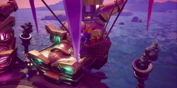 Tierra del mundo de Gnasty en Spyro 1 - Estatuas de dragón, Reinos y secretos