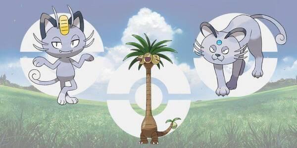 Cómo conseguir a TODOS los Pokémon de Alola en Pokémon Let's Go