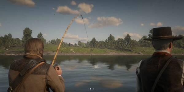 TODO sobre la Pesca en Red Dead Redemption 2 - Trucos y consejos