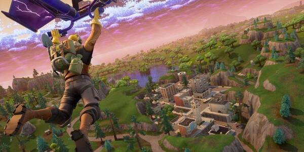 Localizaciones especiales del mapa en Fortnite: Battle Royale