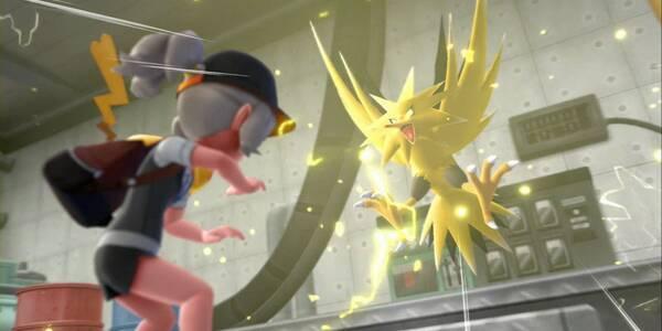Zapdos en Pokémon Let's Go: Cómo capturarlo y Localización