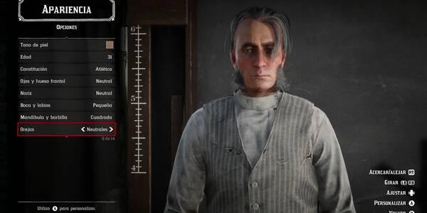 Cómo crear y editar tu personaje en Red Dead Online