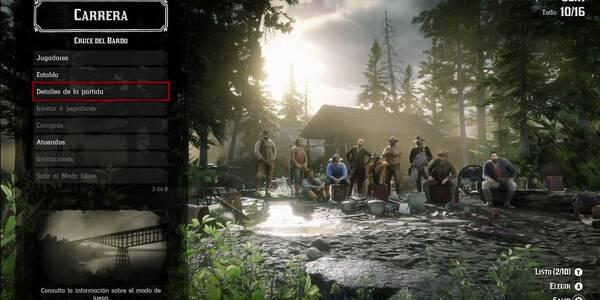 Carreras de caballos en Red Dead Online - Tipos y consejos