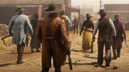 Cuadrillas en Red Dead Online - ¿Cómo jugar con amigos?