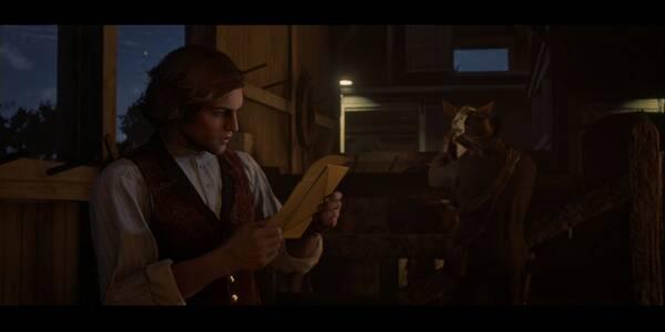 El camino del amor verdadero en Red Dead Redemption 2 - Misión principal