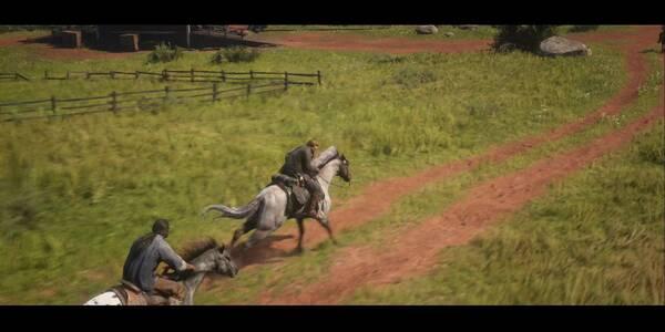 A la caza del mago en Red Dead Redemption 2 - Misión principal